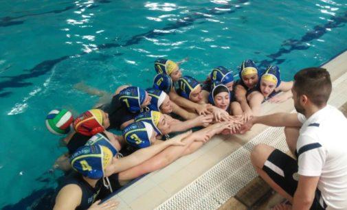 Under 17 femminile, vittoria in trasferta per l'F&D Waterpolis (14-10)