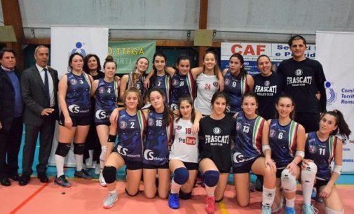 """Volley Club Frascati (Under 14/f), coach Mola: """"Ora giochiamo senza alcuna pressione…"""""""