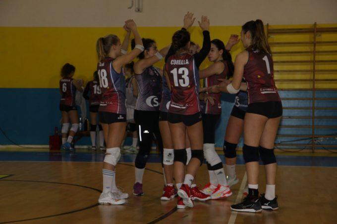 """Volley Club Frascati (Under 16/f), Federici: """"Mi manca la mia seconda famiglia, triste non giocare"""""""