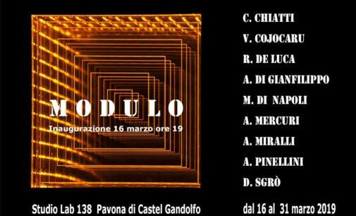 MODULO: il 16 marzo guarda da casa la mostra collettiva di Studio Lab 138