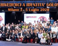 IDENTITA' GOLOSE 2020   POSTICIPATO A LUGLIO