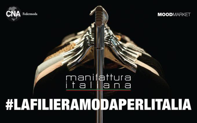 """Lisa Tibaldi Terra Mia e """"La Filiera Moda per l'Italia – Emergenza Covid 19"""""""