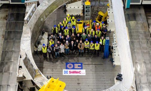 Energia: fusione, in arrivo la prima superbobina europea per il progetto ITER