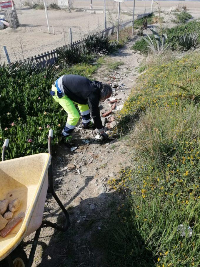 Pomezia – Ambiente, in corso interventi di manutenzione straordinaria
