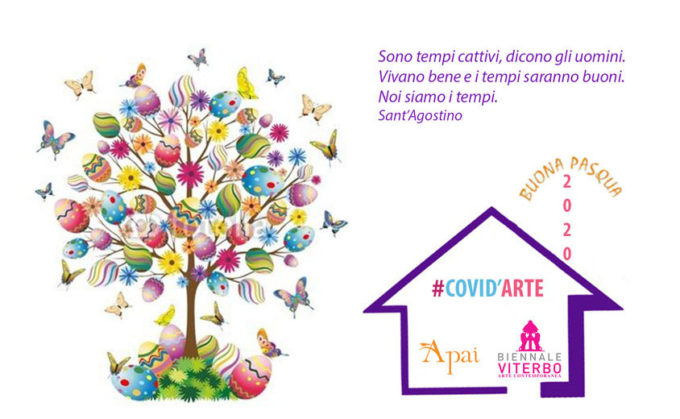 Biennale di Viterbo Arte Contemporanea #COVID'ARTE