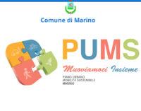 Il Piano Urbano per la Mobilità Sostenibile di Marino