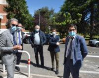 Apertura RSA Pubblica presso ex Ospedale di Albano Laziale, soddisfatto il Sindaco Nicola Marini