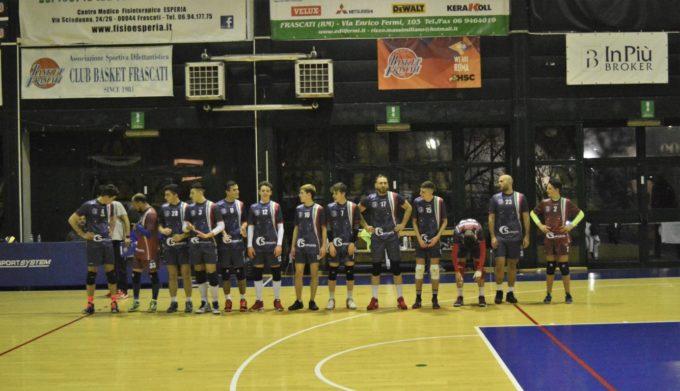 """Volley Club Frascati (serie D/m), il ritorno di Mineo: """"Qui ci sono ragazzi che vogliono crescere"""""""