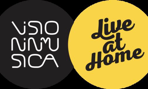 """Nuovo appuntamento streaming di Visioninmusica """"Live at home"""" vede protagonista KARIMA – Domenica 3 maggio 2020 – ore 18:30"""