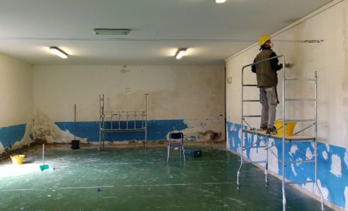 Pomezia, in corso interventi di manutenzione alle scuole del territorio