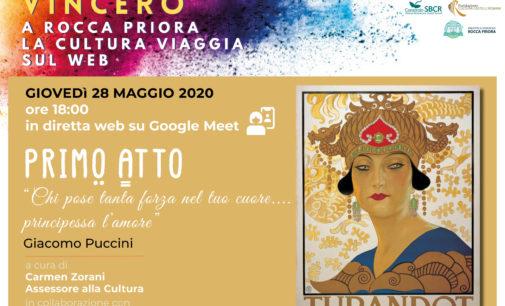 All'Alba Vincerò: a Rocca Priora la cultura viaggia sul web