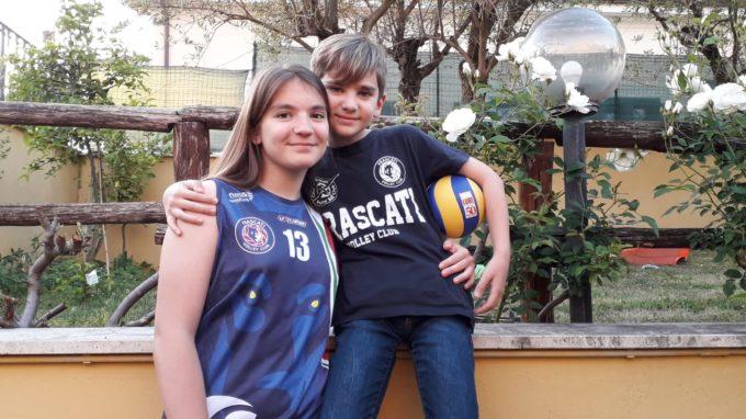"""Volley Club Frascati, a casa Monteneri è pallavolo mania. Mamma Tiziana: """"Quanto tempo in palestra"""""""