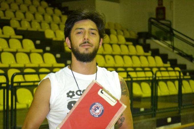 """Volley Club Frascati, Micozzi: """"La mia prima esperienza nel maschile? Tante cose positive"""""""