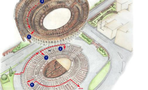 Il Parco archeologico del Colosseo è pronto a riaprire