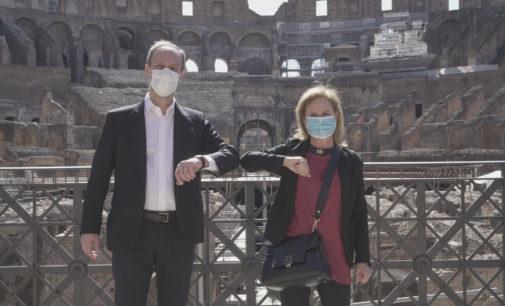 Il Parco archeologico del Colosseo e la ASL Roma 1  uniti per la riapertura in sicurezza