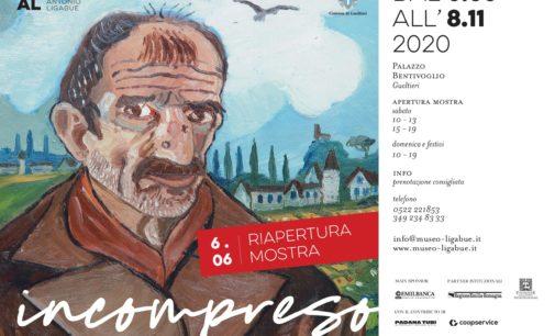 Incompreso. La vita di Antonio Ligabue attraverso le sue opere | Palazzo Bentivoglio, Gualtieri (RE) | 6 giugno – 8 novembre 2020
