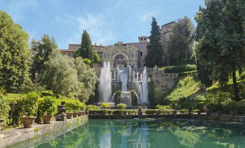 """Riaperta Villa d'Este a Tivoli e la mostra """"Après le déluge"""""""