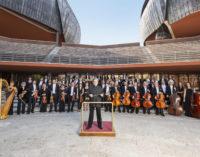 Santa Cecilia START  Da Beethoven a Mozart, un'estate sotto le stelle con l'Accademia di Santa Cecilia
