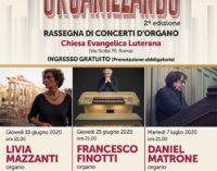 """Francesco Finotti protagonista del secondo appuntamento di """"Organizzando"""""""