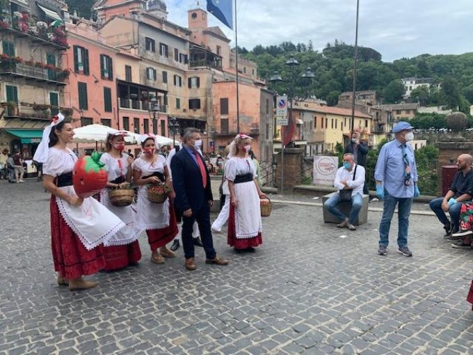 "MEDIASET E LUCA SARDELLA RACCONTANO NEMI IN UNA PUNTATA DI ""SEMPRE VERDE"""