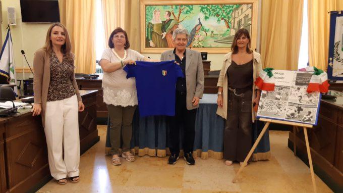 GRAZIE PICCHIO! La città di Marino omaggia GIANCARLO DE SISTI