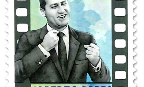 Poste Italiane emesso francobollo dedicato ad Alberto Sordi