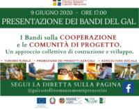 Martedì 9 giugno web live conference del Gal Castelli Romani e Monti Prenestini