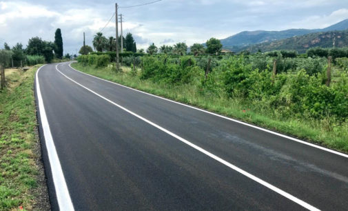 Cori e Giulianello: manutenzione delle strade d'accesso al paese