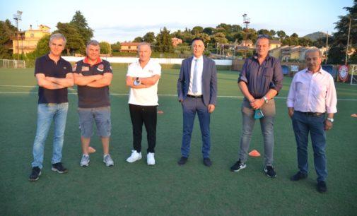 """Ssd Colonna (calcio, I cat.), il neo tecnico è Torricelli: """"L'obiettivo? Vogliamo essere protagonisti"""""""