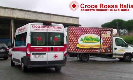 ROMA , FASE 2 BIS: EUROVO DONA ALLA CROCE ROSSA 30.700 UOVA PER 1.280 FAMIGLIE DELLA CAPITALE