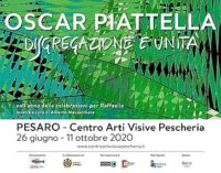 """""""OSCAR PIATTELLA: Disgregazione e unità. Solcando la misura rinascimentale di Urbino"""""""
