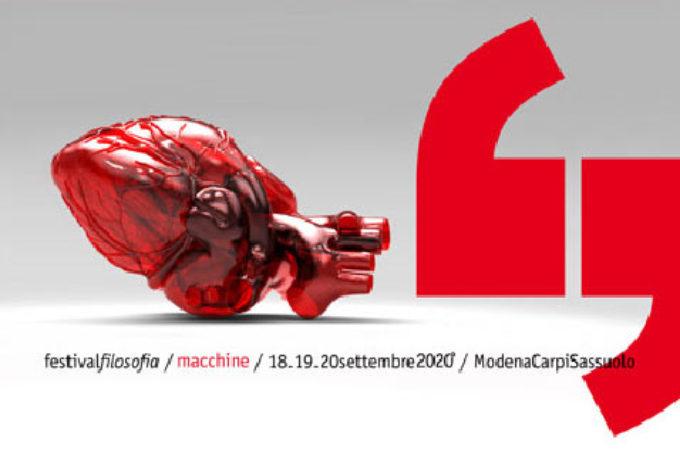 """""""Macchine"""": al festivalfilosofia di Modena oltre 100 appuntamenti in tre giorni"""
