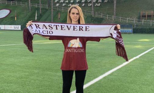 Valeria Narduzzi è del TRASTEVERE CALCIO.