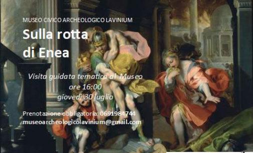 """Museo Civico Archeologico Lavinium – """"Sulla rotta di Enea"""""""