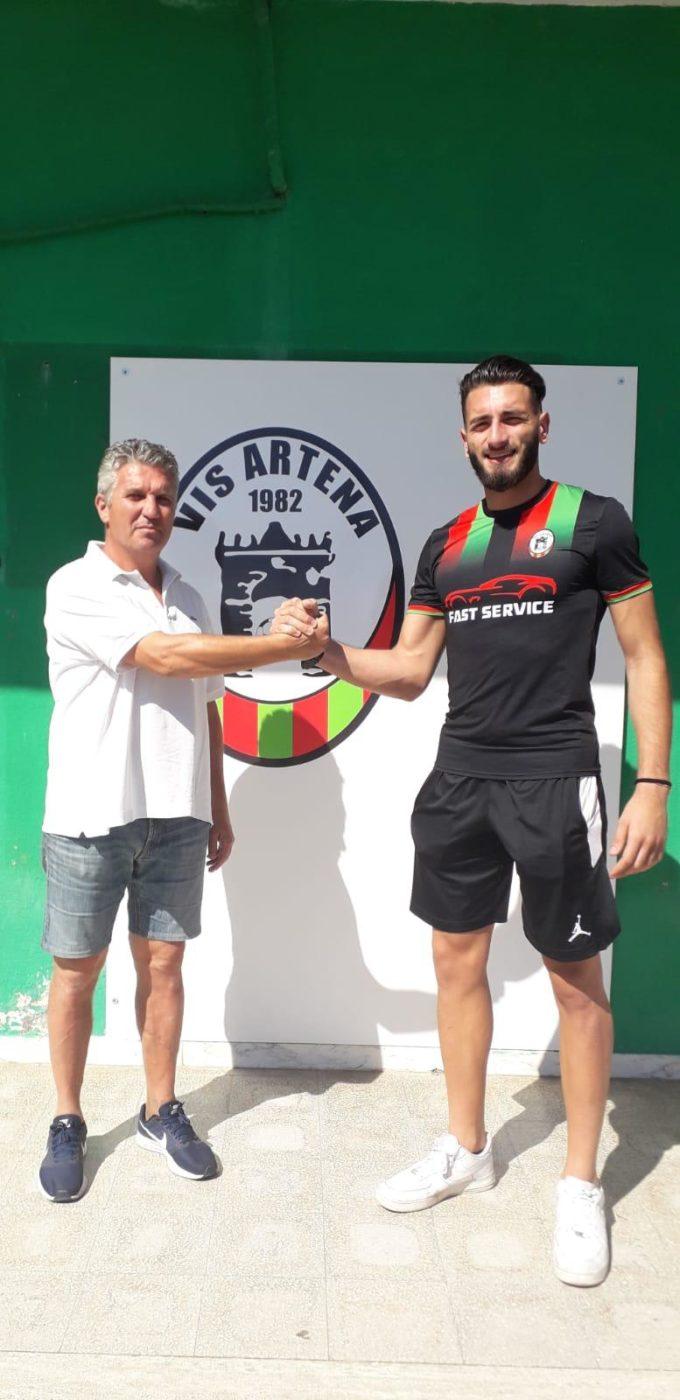 Lorenzo Manni vestirà ancora la maglia rossoverde
