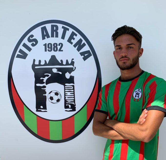 Davide Sabatini è un nuovo giocatore della Vis Artena