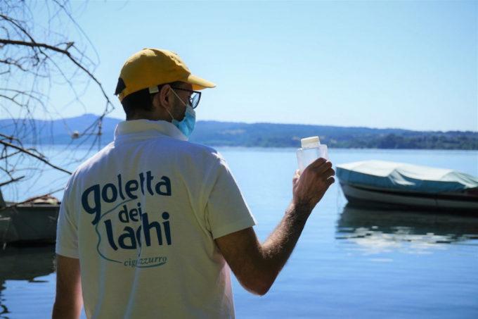La Goletta dei Laghi di Legambiente dal 25 al 30 luglio nel Lazio