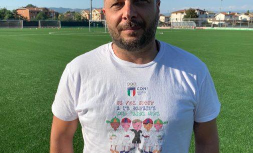 Paolo D'Amici è il nuovo tecnico Under 17 della Vis Artena