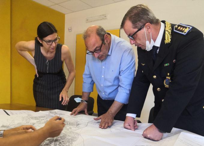 CIAMPINO – INCONTRO PER LA REALIZZAZIONE DEL SOTTOPASSO DI CASABIANCA