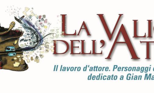 Dal 27 luglio al primo agosto la XVII edizione de LA VALIGIA DELL'ATTORE