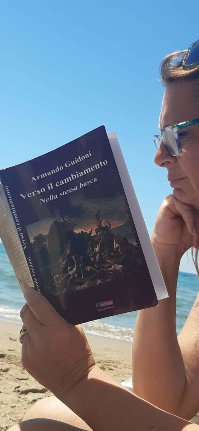 """"""" VERSO Il CAMBIAMENTO"""": GUIDONI RIFLETTE SULL'ATTUALITÀ."""