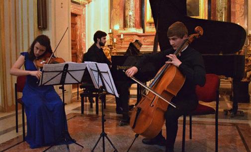 """Due pianiste, un quartetto e un trio  in due concerti al festival """"Classica al tramonto"""" della IUC"""