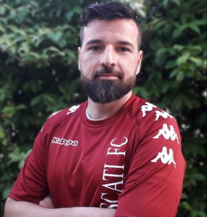 """Football Club Frascati, Bernardini neo tecnico dell'Under 15: """"Il gruppo è in formazione"""""""