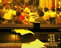 Il Forum Music Village ricorda Ennio Morricone, tra i fondatori degli Studi 50 anni fa