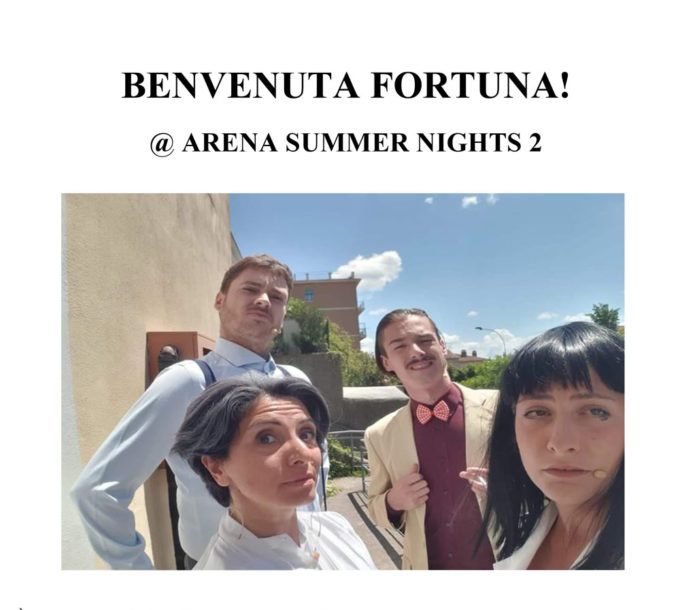 BENVENUTA FORTUNA! @ ARENA SUMMER NIGHTS 2