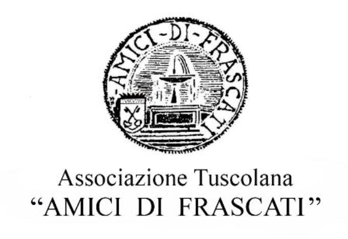 """""""L'Associazione Tuscolana Amici di Frascati ha una nuova sede"""""""