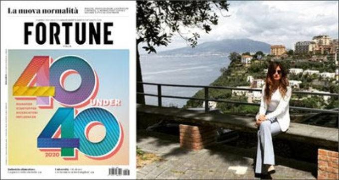 Energia: la ricercatrice ENEA Marialaura Di Somma tra i '40 under 40′ più influenti di Fortune
