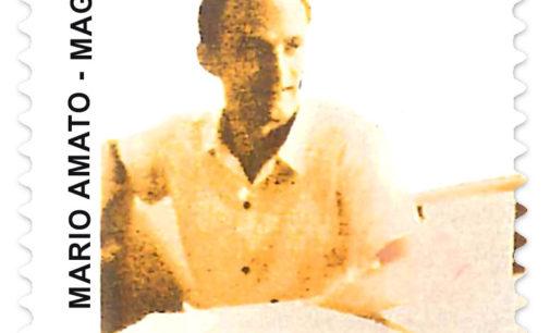Emissione francobollo Mario Amato