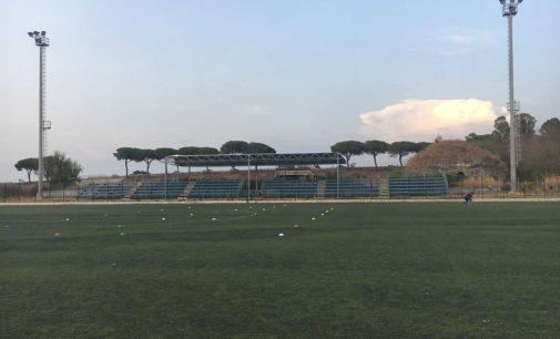 """Santa Maria delle Mole (calcio, Promozione), ritorno a casa: si rientra al """"Ferraris"""""""