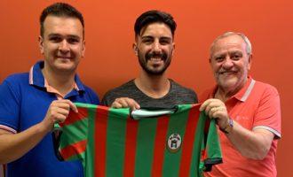 Gianmarco Falasca è un nuovo centrocampista della Vis Artena